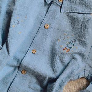 Camisa Space