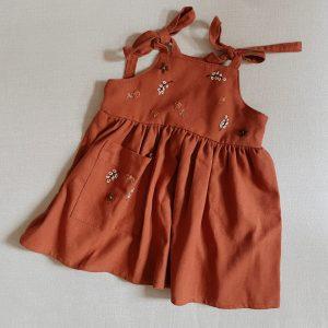 Vestido Lila T2 años